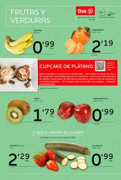 Ofertas de Calabacines  en el folleto de Dia Market en Córdoba