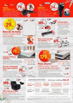 Ofertas de Báscula de baño  en el folleto de Dia Market en Alicante