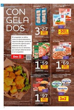 Ofertas de Pizza  en el folleto de Dia Market en Ponferrada