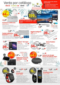 Ofertas de Smart tv  en el folleto de Dia Market en Jerez de la Frontera