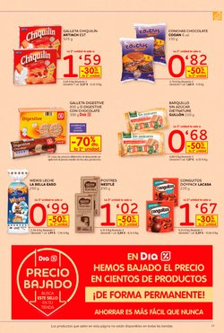 Ofertas de Lacasa  en el folleto de Dia Market en Madrid