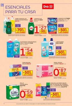 Ofertas de Gillette  en el folleto de Dia Market en Dos Hermanas