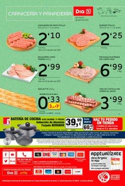 Ofertas de Lomo de cerdo  en el folleto de Dia Market en Palamos