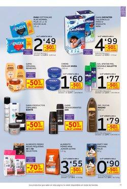 Ofertas de Gillette  en el folleto de Dia Market en A Coruña