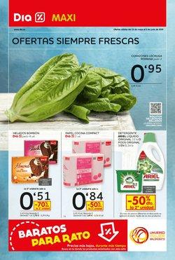 Ofertas de Dia Market  en el folleto de Málaga