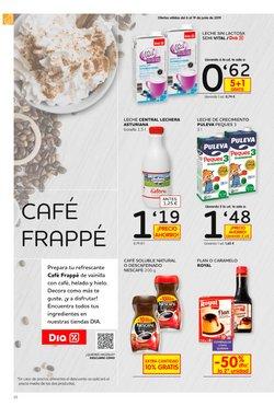 Ofertas de Nescafé  en el folleto de Dia Market en Figueres