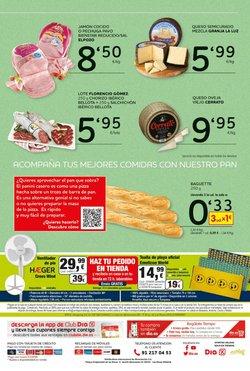 Ofertas de Flor de Esgueva  en el folleto de Dia Market en Madrid