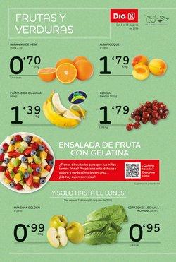 Ofertas de Plátanos  en el folleto de Dia Market en Madrid