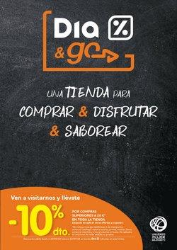 Ofertas de Hiper-Supermercados  en el folleto de Dia Market en Sant Cugat del Vallès