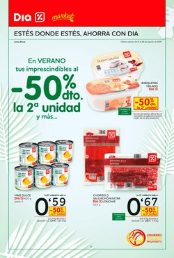 Ofertas de Dia Market  en el folleto de Torremolinos