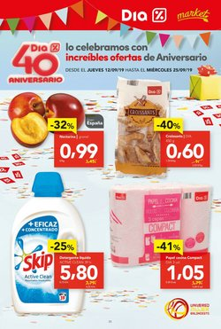 Ofertas de Dia Market  en el folleto de L'Hospitalet de Llobregat