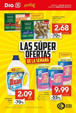 Ofertas de Dia Market  en el folleto de Guadalajara