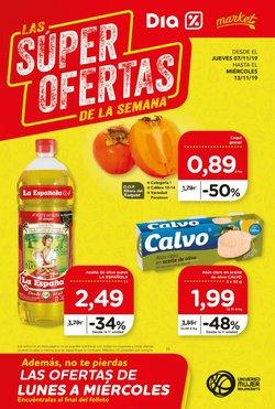 Ofertas de Dia Market  en el folleto de Vila-real