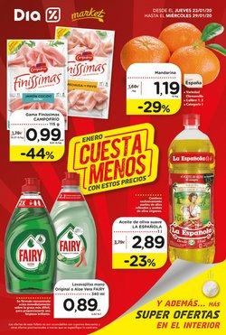 Ofertas de Dia Market  en el folleto de Huelva