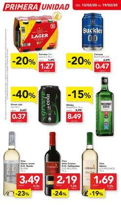 Ofertas de Vino blanco en Dia Market