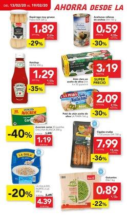 Ofertas de Paté en Dia Market