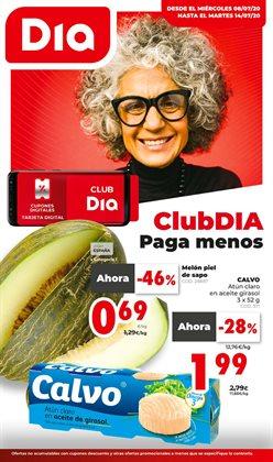Catálogo Dia Market en Motril ( 2 días más )
