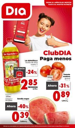 Catálogo Dia Market en Murcia ( Caduca mañana )