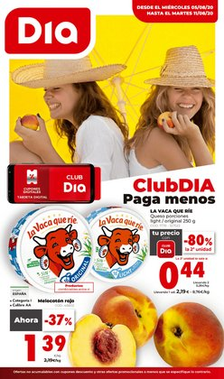 Catálogo Dia Market en Fonsagrada ( 3 días más )