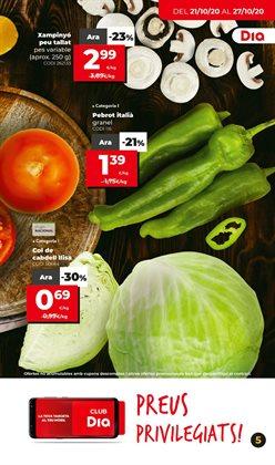 Ofertas de España en Dia Market