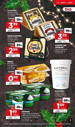 Ofertas de Yogur líquido en Dia Market