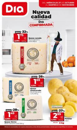 Catálogo Dia Market ( Publicado ayer)