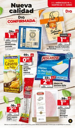 Ofertas de El Pozo en el catálogo de Dia Market ( 3 días más)