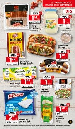 Ofertas de Bonduelle en el catálogo de Dia Market ( 3 días más)