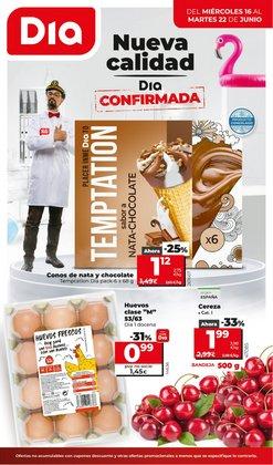 Ofertas de Hiper-Supermercados en el catálogo de Dia Market ( 2 días más)