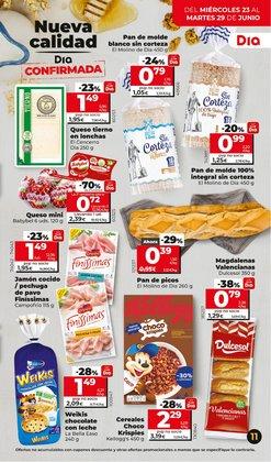 Ofertas de Campofrío en el catálogo de Maxi Dia ( Publicado ayer)