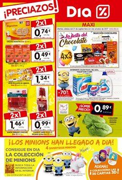 Ofertas de Maxi Dia  en el folleto de Moralzarzal