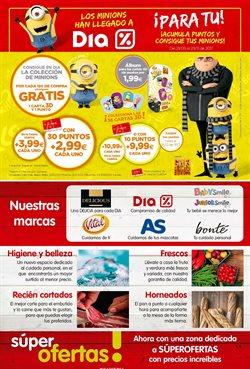 Ofertas de Productos naturales  en el folleto de Maxi Dia en Zamora