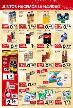 Ofertas de Cerveza  en el folleto de Maxi Dia en Ávila