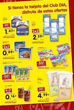 Ofertas de Pañales  en el folleto de Maxi Dia en Palamos