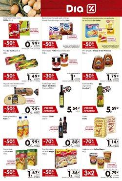 Ofertas de Aceite  en el folleto de Maxi Dia en Arahal