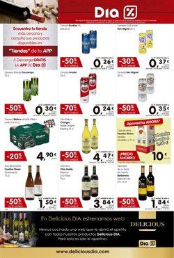 Ofertas de San Miguel  en el folleto de Maxi Dia en Madrid