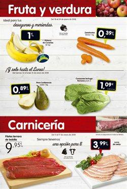 Ofertas de Plátanos de Canarias  en el folleto de Maxi Dia en León