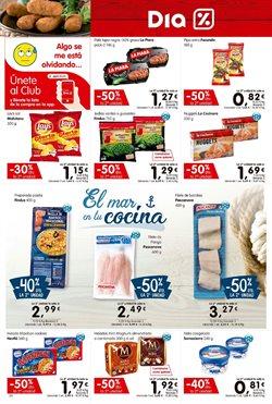 Ofertas de Pescanova  en el folleto de Maxi Dia en Córdoba