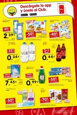 Ofertas de Nuggets  en el folleto de Maxi Dia en Palamos