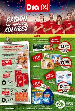 Ofertas de Maxi Dia  en el folleto de Sevilla