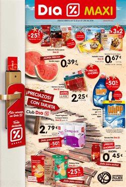 Ofertas de Maxi Dia  en el folleto de Córdoba