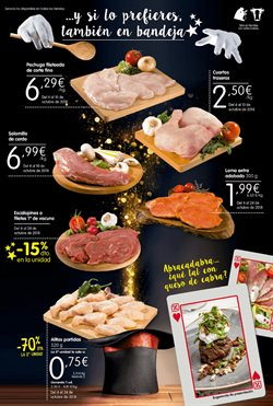 Ofertas de Alas de pollo  en el folleto de Maxi Dia en Palamos