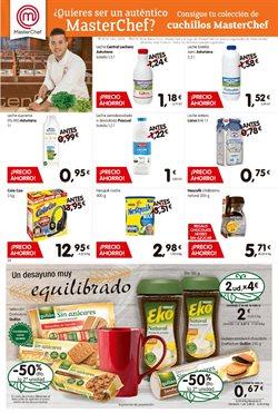 Ofertas de Cola Cao  en el folleto de Maxi Dia en Puertollano