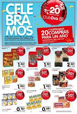 Ofertas de Garbanzos  en el folleto de Maxi Dia en Madrid
