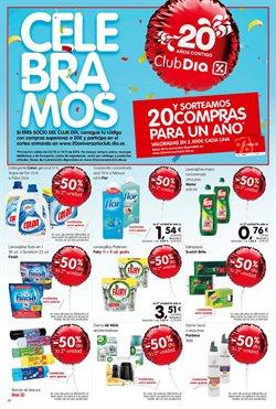 Ofertas de Fairy  en el folleto de Maxi Dia en Sevilla