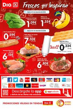 Ofertas de Carne y charcutería  en el folleto de Maxi Dia en Palamos