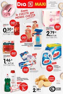 Ofertas de Maxi Dia  en el folleto de Madrid