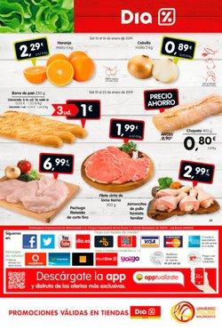 Ofertas de Pollo  en el folleto de Maxi Dia en Figueres
