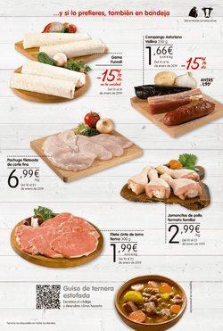 Ofertas de Carne  en el folleto de Maxi Dia en Palamos