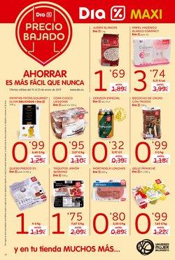 Ofertas de Bizcocho  en el folleto de Maxi Dia en Chiclana de la Frontera
